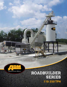ADM Asphalt Plant RoadBuilder Series Brochure