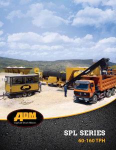 Portable Asphalt Plant SPL Series Brochure