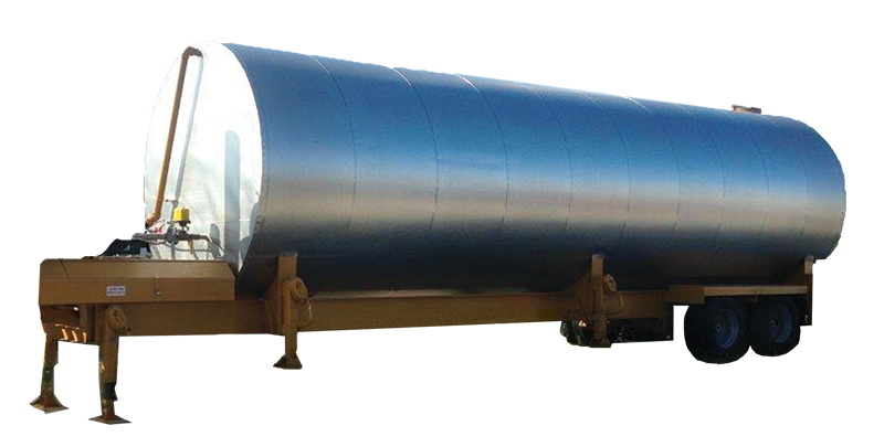 ADM AC Tanks Asphalt Plant Components