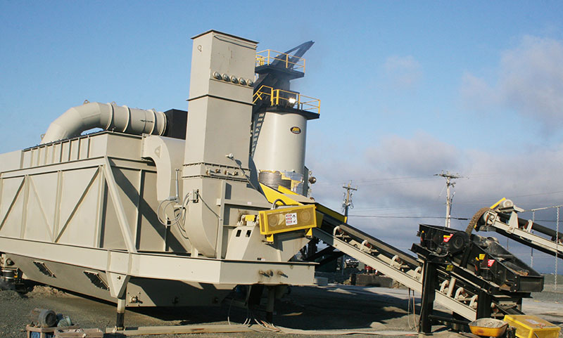 ADM EX Series Hot Mix Asphalt Plant