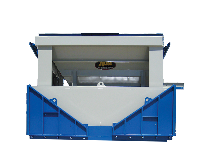 ADM Recycled Asphalt (RAP) system
