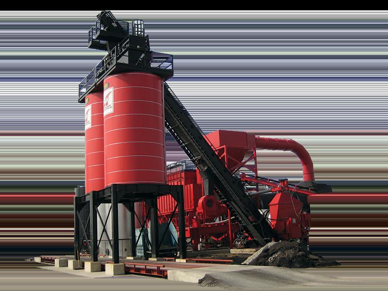 ADM Asphalt Plant Slat Conveyor