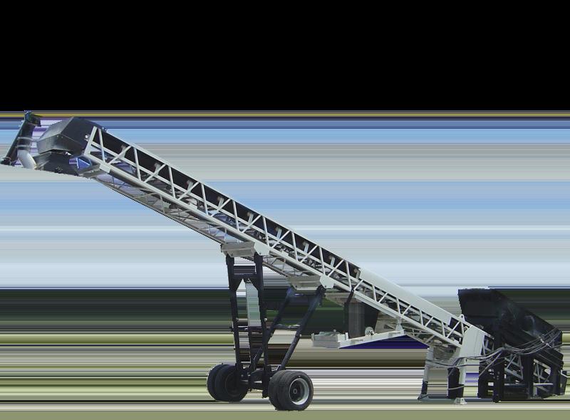 ADM Asphalt Plant Weigh Conveyors