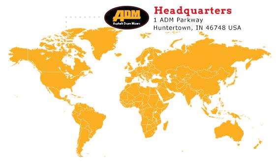 ADM Map