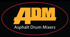 ADM Asphalt Drum Mixers