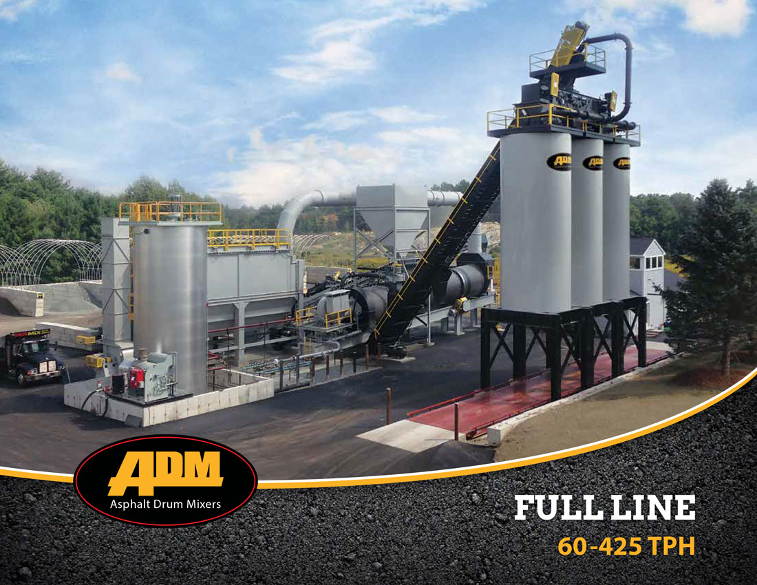 ADM Asphalt Plants Catalog