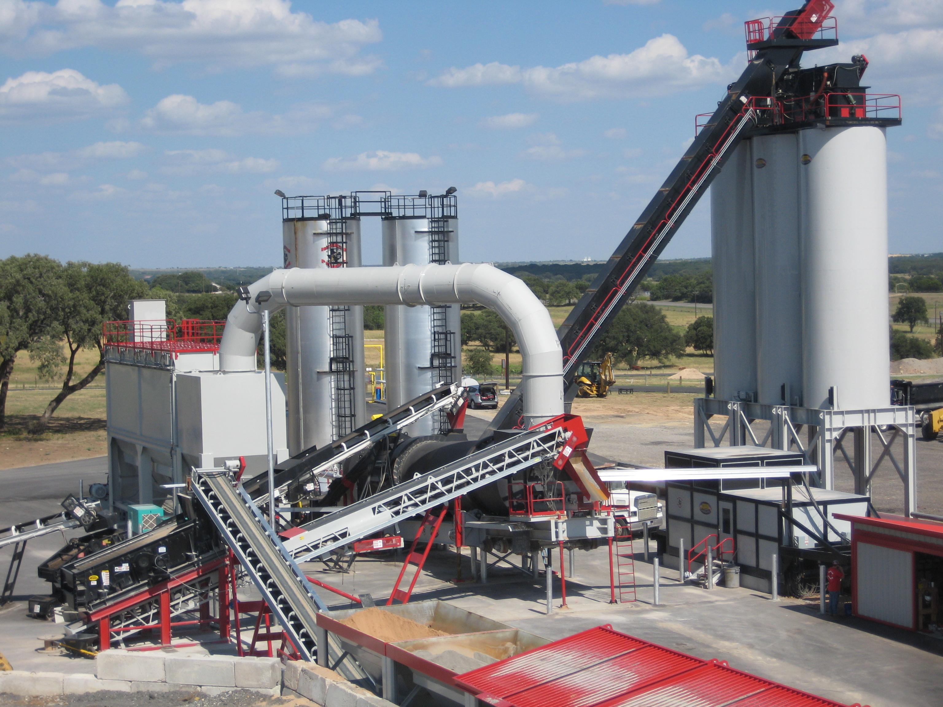 Choosing An Asphalt Plant To Maximize Productivity And ROI