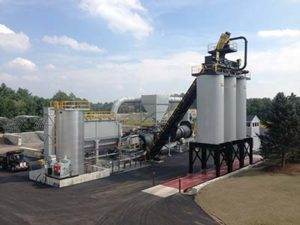 ADM EX Series Counterflow Asphalt Plant