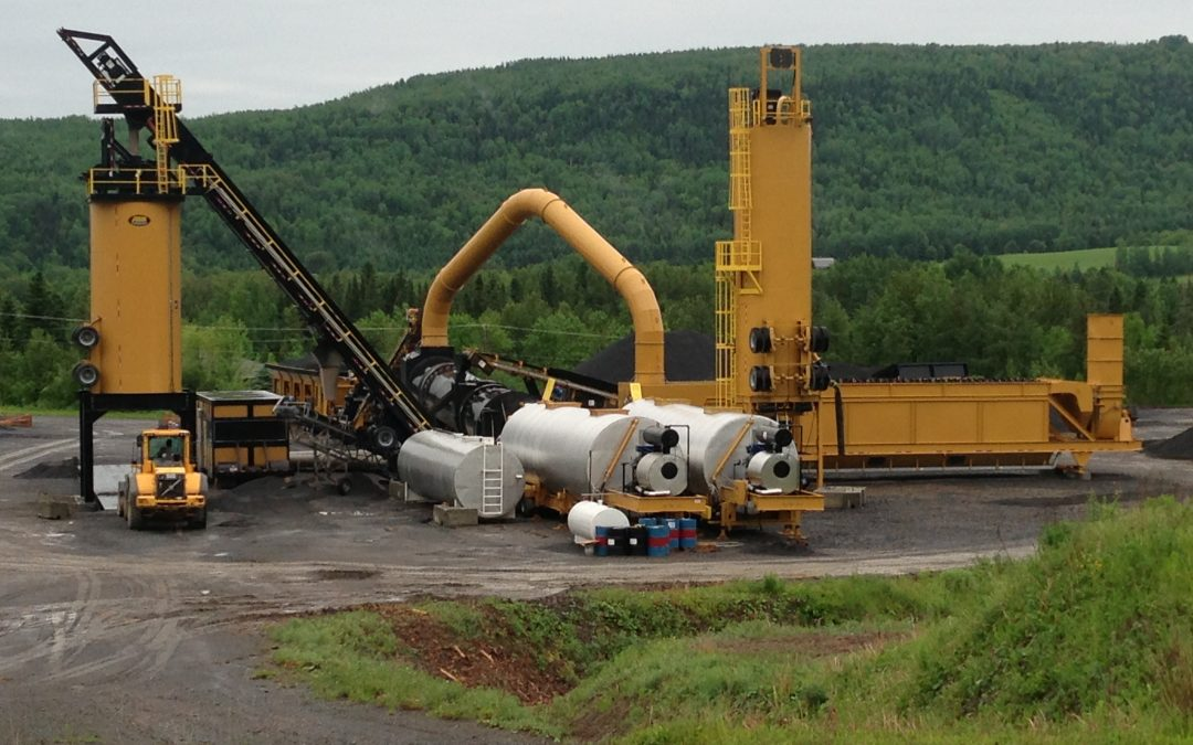 Explore the Wide Variety of Asphalt Plants Available From ADM