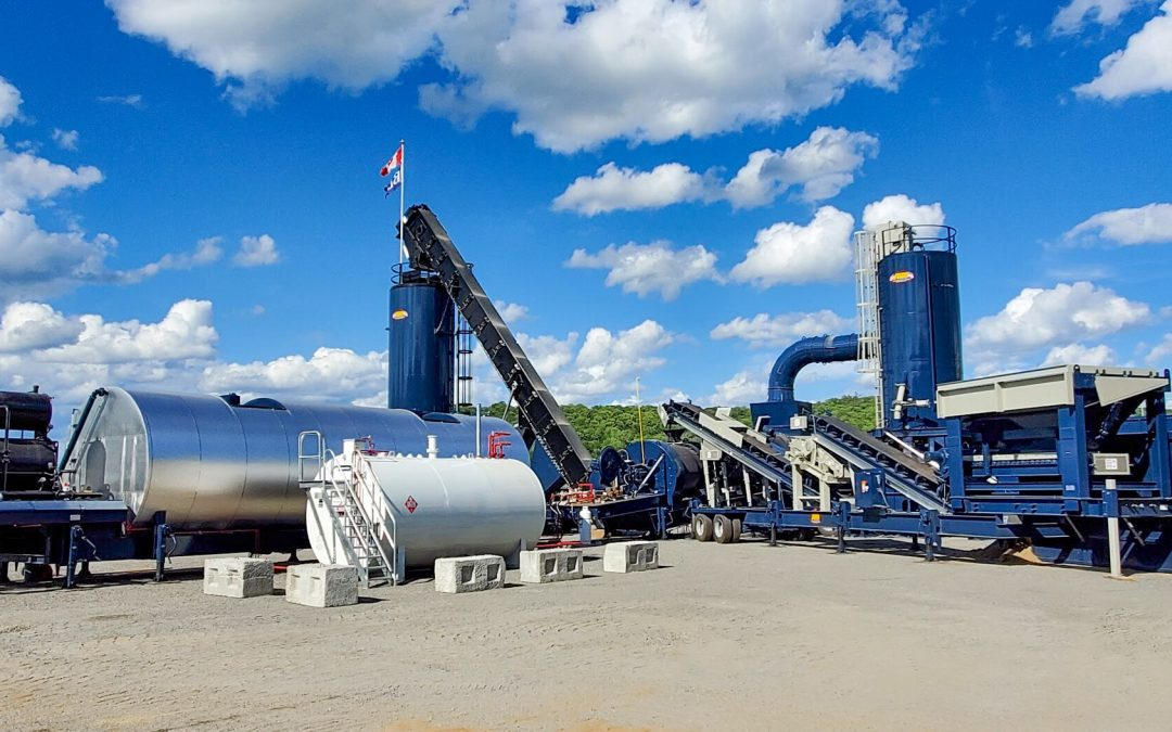 Time to Buy or Upgrade an Asphalt Plant for Better ROI?