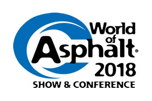 See Us at World of Asphalt 2018