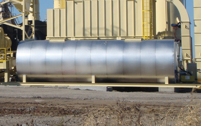 Product Spotlight – Asphalt Cement Tanks