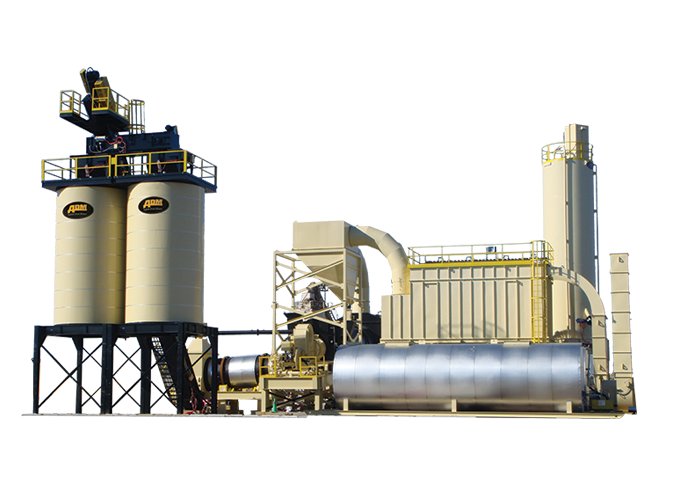 MILEMAKER SERIES Asphalt Mixing Plant– 160-425 TPH