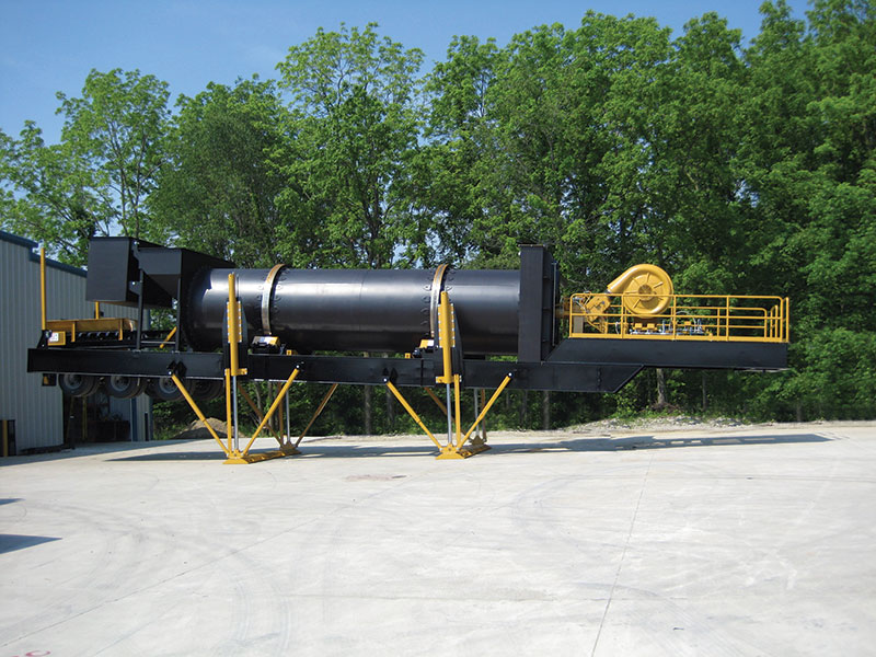 ADM MileMaker Asphalt Plant