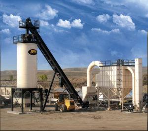 ADM RoadBuilder Asphalt Plant