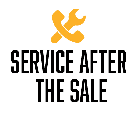 Service After The Sale