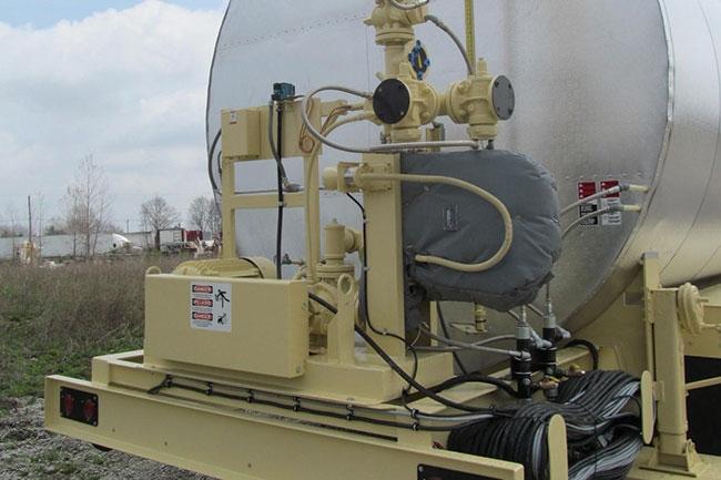 Metering Pump Skids